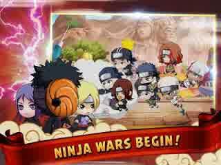 Ninja Heroes Mod Apk Terbaru