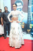 Catherine Tresa in Beautiful emroidery Crop Top Choli and Ghagra at Santosham awards 2017 curtain raiser press meet 02.08.2017 111.JPG