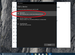 Cara Mengaktifkan Bluetooth di Laptop Windows 10