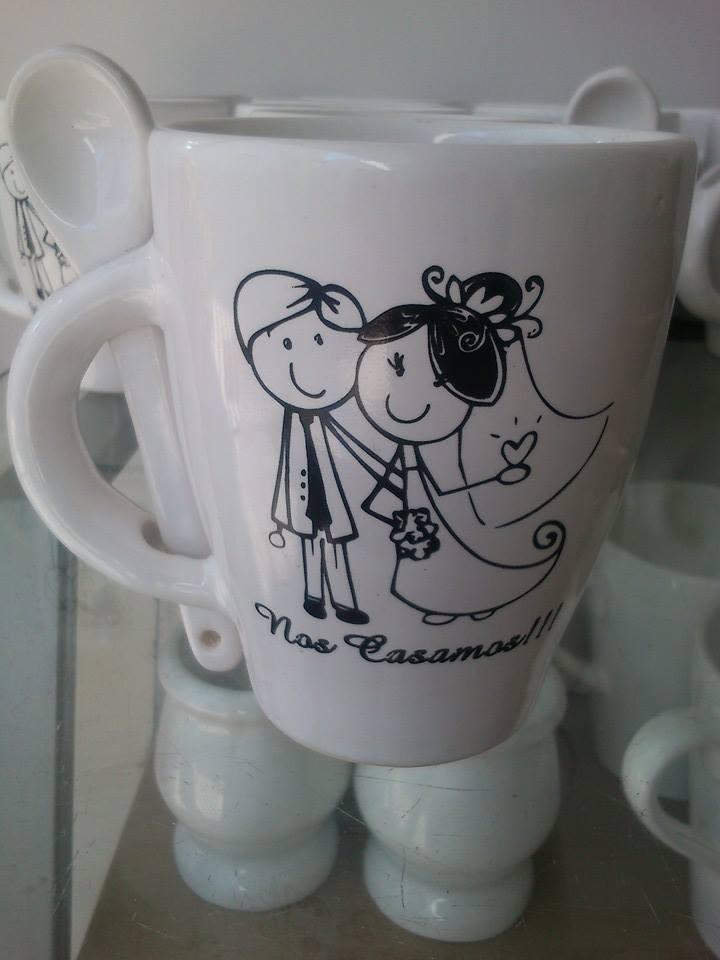 Tazas de ceramica y vajilla especiales y personalizadas - Tazas decoradas a mano ...
