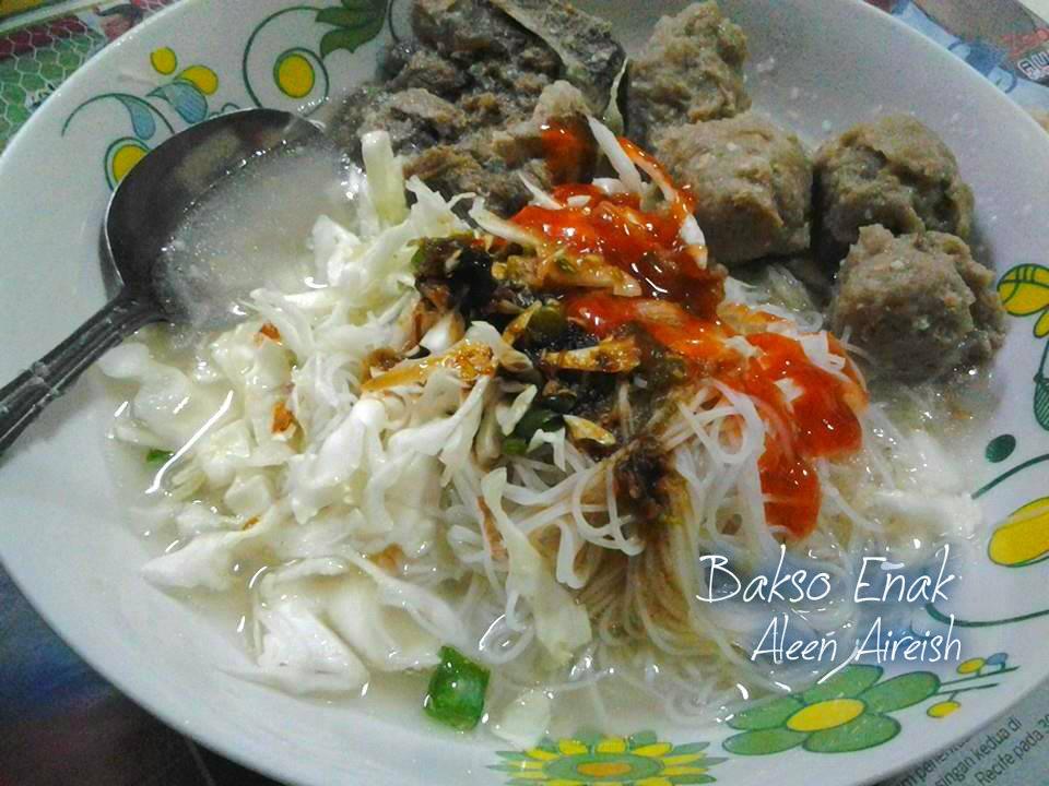 resepi bakso daging spa spa Resepi Sup Daging Meletop Enak dan Mudah