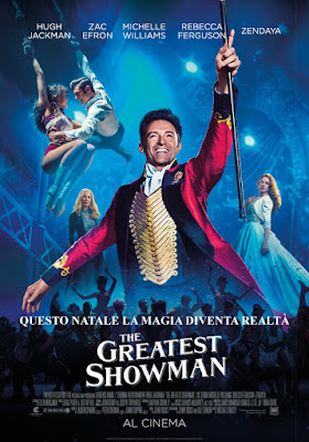 The Greatest Showman Jackman