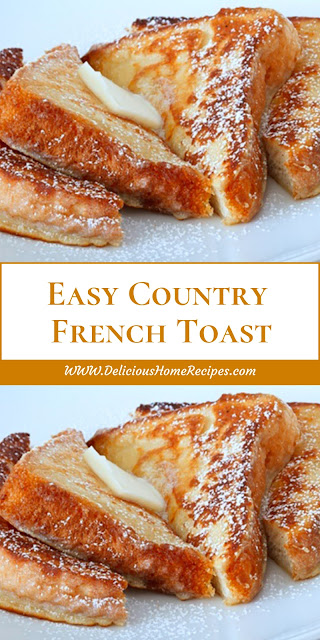Easy Country French Toast