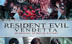 Film Resident Evil: Vendetta (2017)