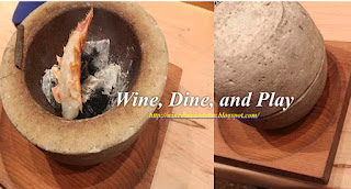 The Test Kitchen / langoustine / https://winedineandplay.blogspot.com/2014/01/the-test-kitchen.html