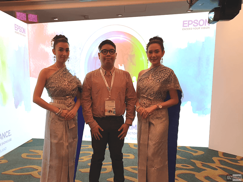 Highlights of the Epson Regional Projector Showcase in Bangkok!