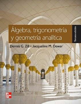 Algebra y trigonometria dennis zill y jacqueline dewar