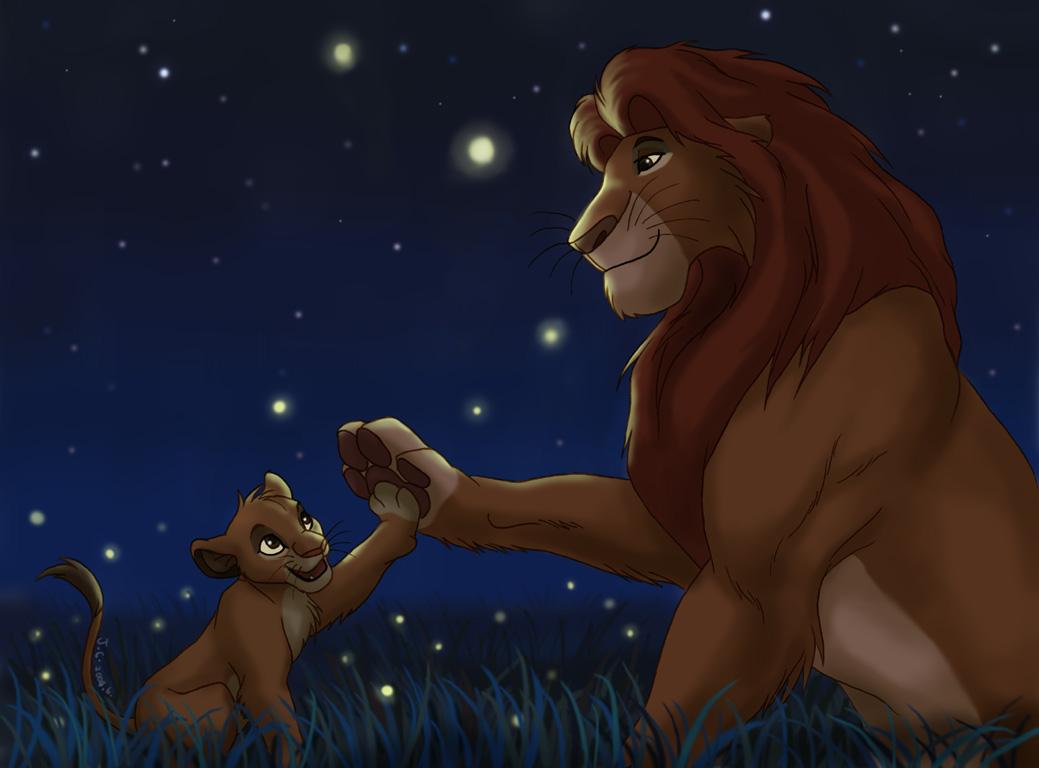 Parole in rilievo: Il Re Leone