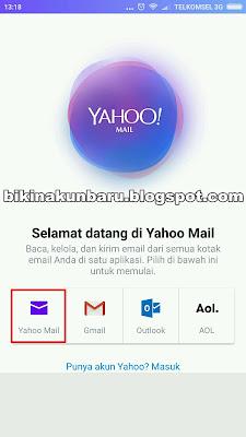 Cara Membuat Email Di Yahoo Indonesia Melalui Hp Android Secara Gratis