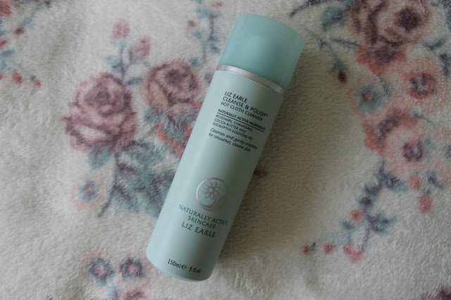 Beauty Skincare Empties, Beauty Bodycare Empties, Liz Earle, Liz Earle Cleanser, Liz Earle Cleanse & Polish Hot Cloth Cleanser, Liz Earle Hot Cloth Cleanser, Liz Earle, cleanser, skincare, beauty, bloggers