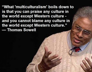 Why does multiculturalism not work?