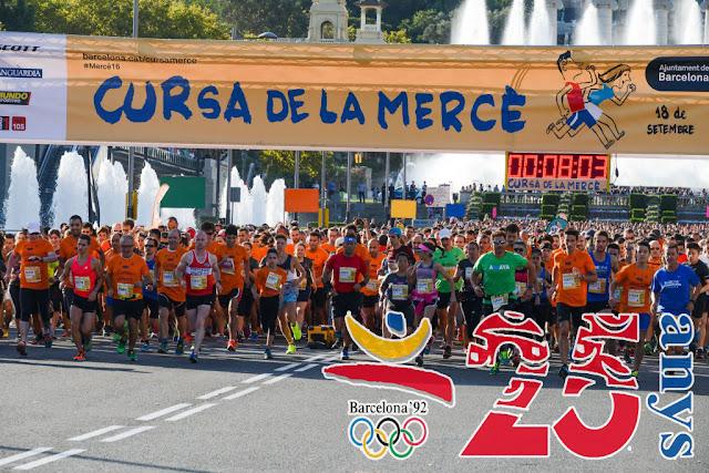 Cursa de la Mercè 2017 abre inscripciones!!