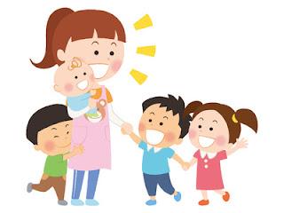 7 Tips menjadi babysitter (pengasuh anak)