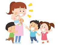 7 Tips menjadi baby sitter