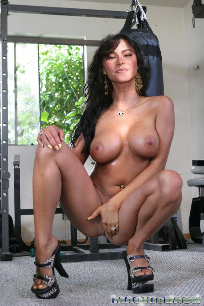 sofia vergara nude modeling