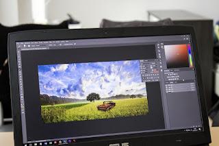 Dasar-dasar Desain Grafis, Gambar, editor foto, citra, image