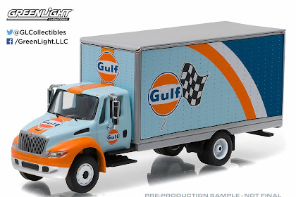 GreenLight HD Truck Series 7 : Release November 2016