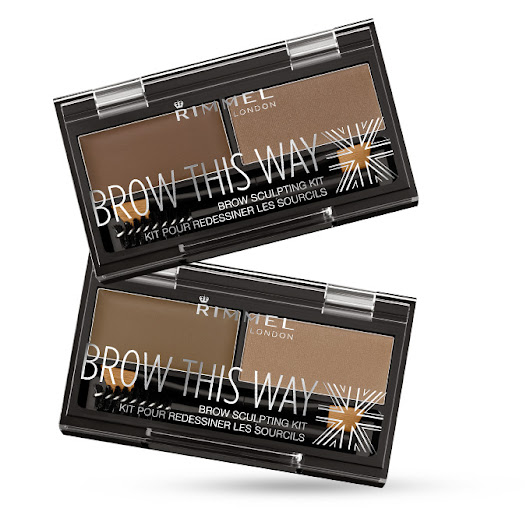 Rimmel London This Way Eyebrow Sculpting Kit