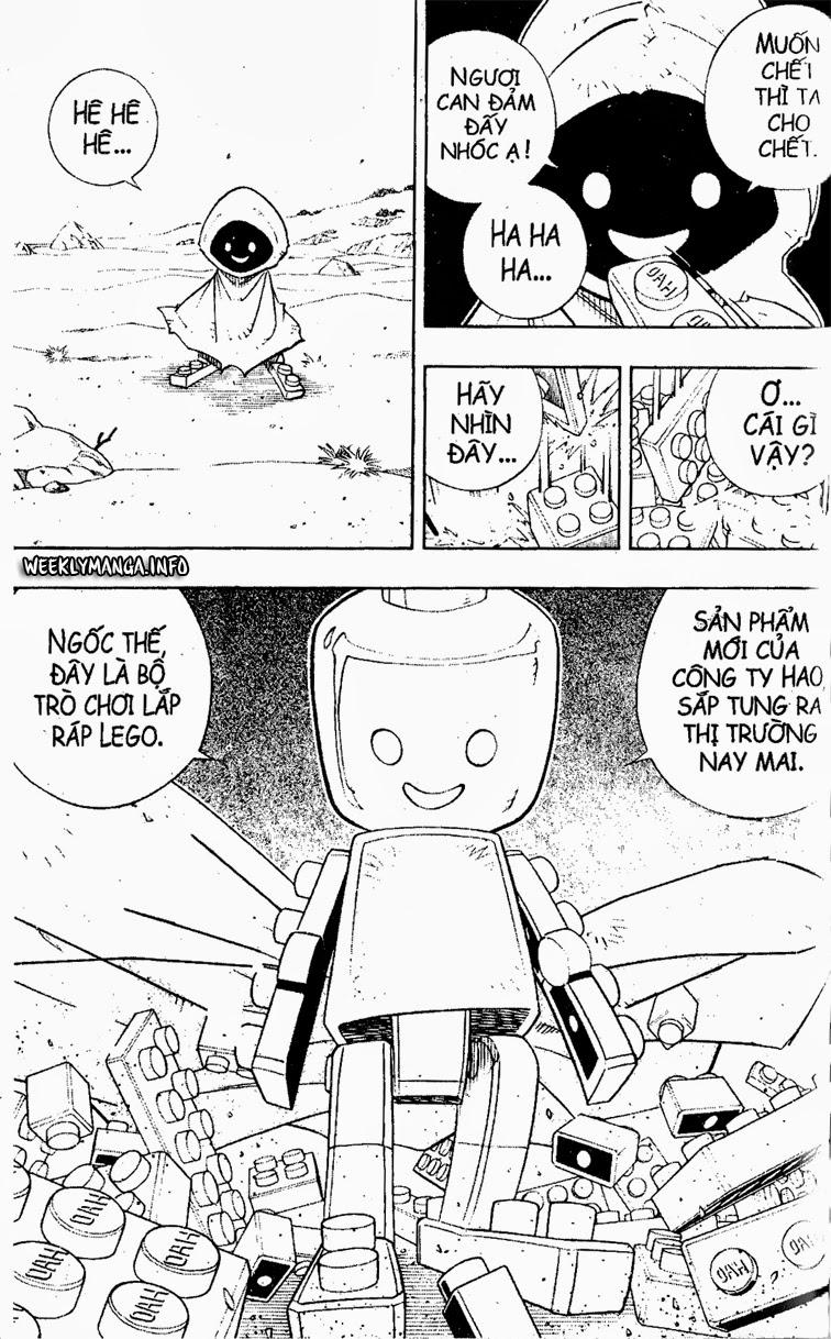 Shaman King [Vua pháp thuật] chap 184 trang 9