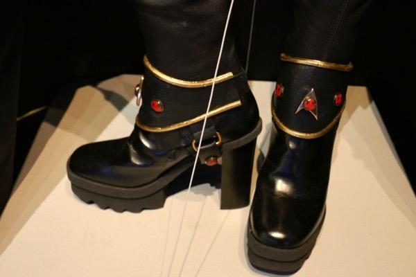 Star Trek Discovery Emperor Georgiou boots