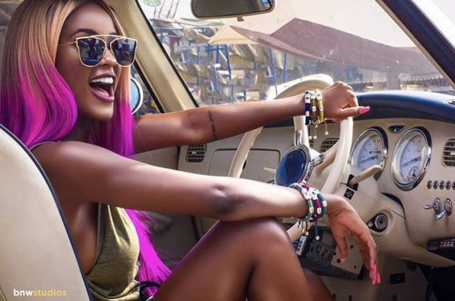 Vanessa Mdee Ft GNako - Wet Video