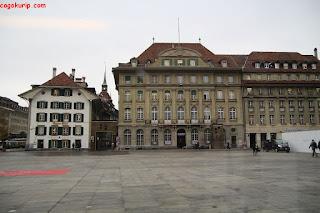 Gedung tua di Bern
