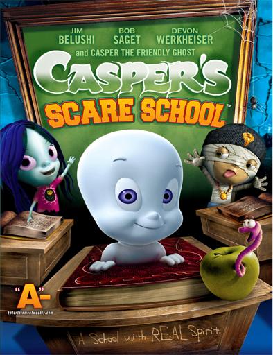 Ver Casper, escuela de sustos (2009) Online