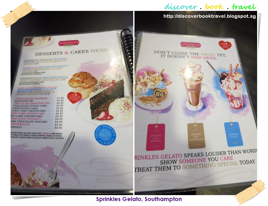 Pink House Cafe Breakfast Menu