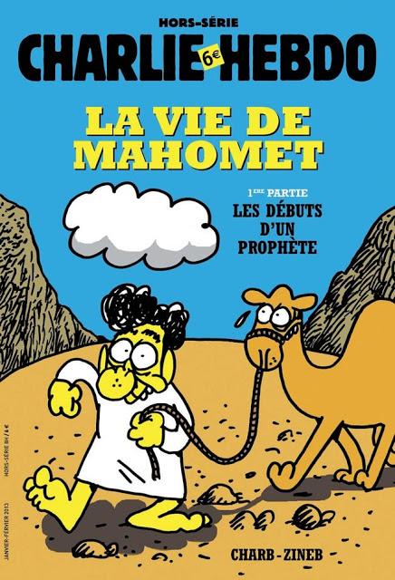 Israel Matzav: Look out for Islamic Rage Boy: Charlie Hebdo