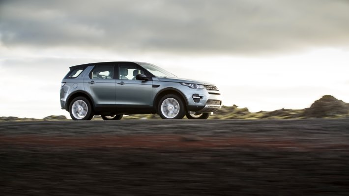 Wallpaper 3: Land Rover Discovery Sport