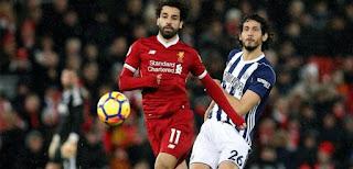موعد مشاهدة مباراة ليفربول ووست بروميتش اليوم السبت 21-4-2018 الدوري الإنجليزي