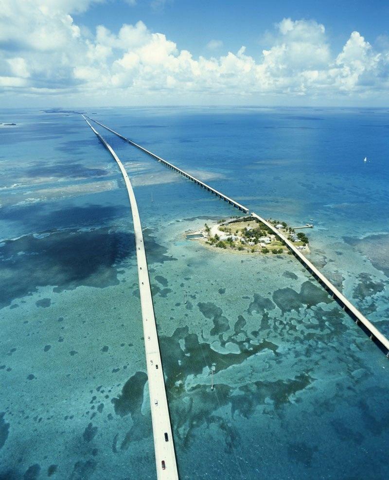 Seven Mile Bridge, Florida Keys | Flórida | Estados Unidos