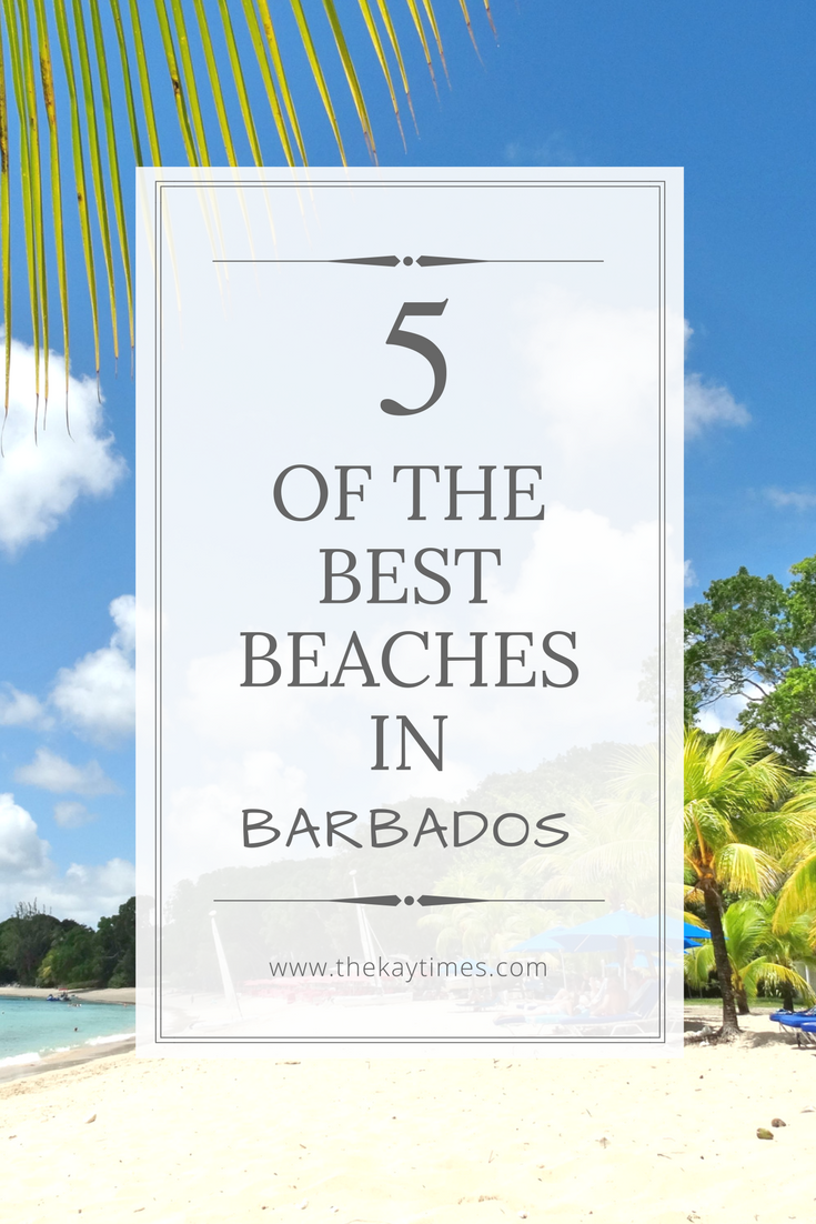 Beaches in Barbados