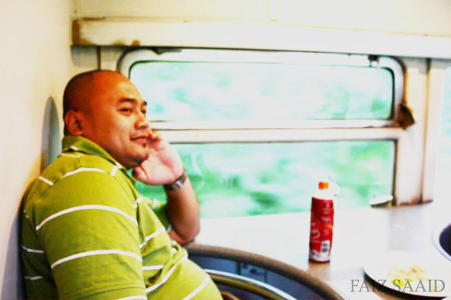 jamming dalam keretapi indonesia