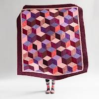 http://www.sliceofpiquilts.com/2018/12/tumbling-blocks-quilt.html