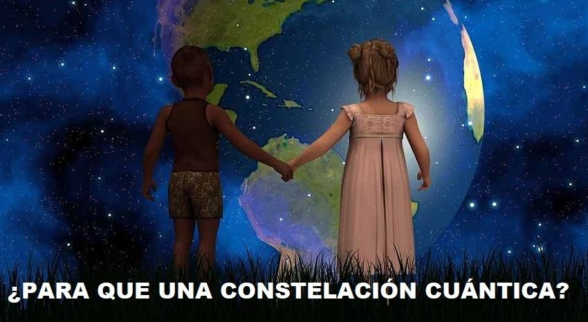 El objetivo de una Constelación Cuántica es que todos estemos bien