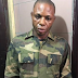 Lagos state Police arrests fake 'soldier' who stole motorcycles across states in Nigeria ...photo