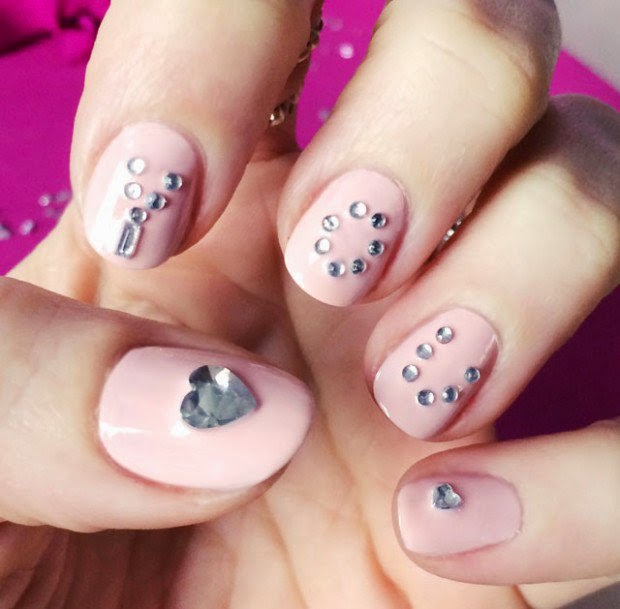 Romantic Wedding Nail Designs Elegant Nail Art Ideas For