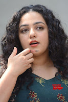 Nithya Menon promotes her latest movie in Green Tight Dress ~  Exclusive Galleries 020.jpg