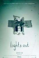Lights Out (2016) - Poster