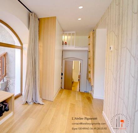atelier anne lavit artisan tapissier d corateur 69007 lyon dans la douceur des montagnes. Black Bedroom Furniture Sets. Home Design Ideas