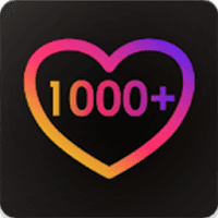 1000 Likes (Booster) App v1 0 (Latest) APK For Android Free