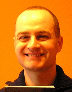 Fotografía de Carlos del Río, escritor