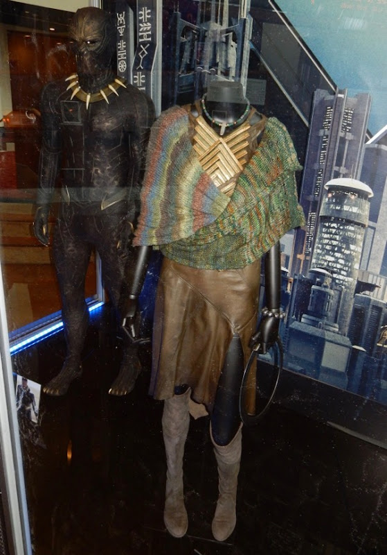 Lupita Nyongo Black Panther Nakia costume