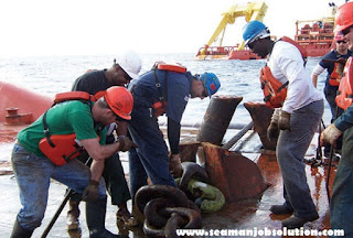 Employment Guidelines for AHTS Vessel