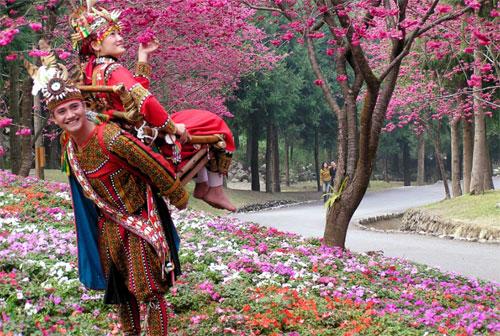 Danh sách 6 công viên giải trí hàng đầu ở Đài Loan hấp dẫn du khách Việt Nam