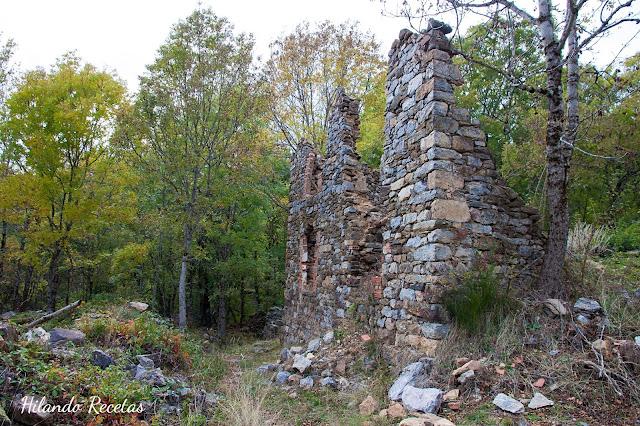 Valsurbio ruinas