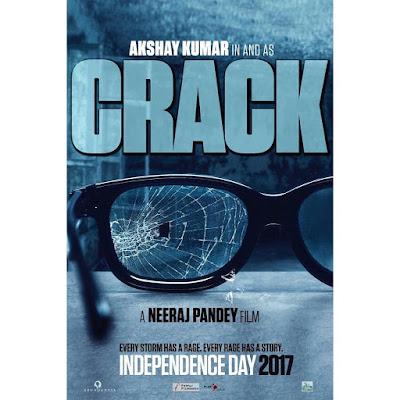 crack poster akshay kumar