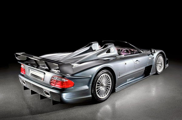 Mercedes Benz CLK GTR Roadster