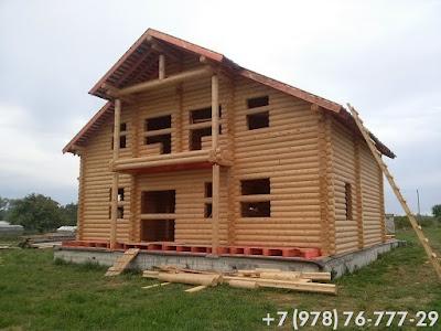 Сайт строительство деревянных домов